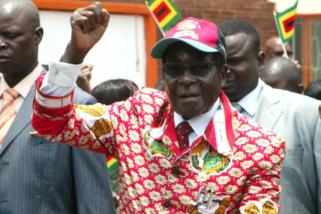 Zimbabwe Gay 69